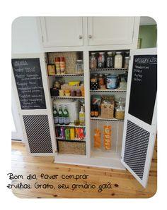 grocery closet