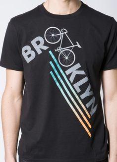 Brooklyn Industries Night Ride T $34