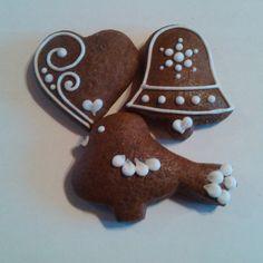 Sugar Cookies Recipe, Cookie Recipes, Gingerbread Cookies, Christmas Cookies, Christmas Time, Xmas, Sugar Icing, Cookie Designs, Biscotti