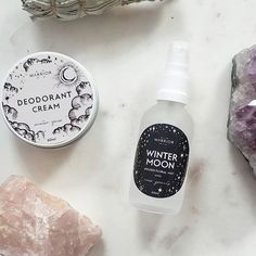 W I N T E R ☾ M O O N ~ available individually as well as in the set for a limited time Winter Moon, Time Shop, Deodorant, Mists, Soap, Bottle, Link, Flask, Bar Soap