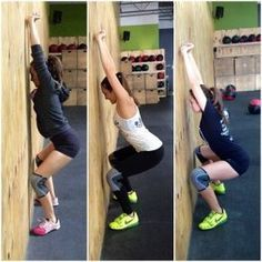 Benefits of the Wall Squat - CrossFit 915
