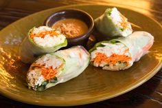 9021PHO Beverly Hills, Vietnamese Food, Spring Rolls, Healthy Eating, Gluten Free Dining