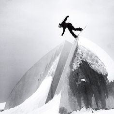 """""""If you think adventure is dangerous, try routine. It is lethal."""" Jeremy Jones By Zak Hale"""