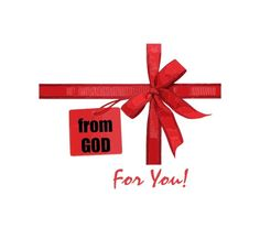 GIFTS FROM GOD -- Now you have been freed from sin and have become God's slaves. This results in a holy life and, finally, in everlasting life. The payment for sin is death, but the gift that God freely gives is everlasting life found in Christ Jesus our Lord.–ROMANS 6:22-23  Read more scriptures at http://peacebewithu.org/our-blog/#!! GOD BLESS!!