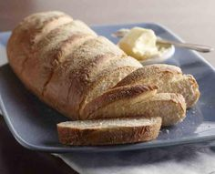 I found this recipe for Country Bread, on Breadworld.com. You've got to check it out!