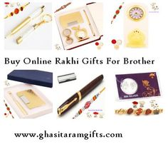 Now when the joyous festival of Rakhi is here what are confused about? Buy Gifts on the occasion of Raksha Bandhan find here vast range of Rakhi & Rakhi Gifts for your Brother. http://www.ghasitaramgifts.com/c/rakhi-gifts-2015/rakhi-gifts-hamper/