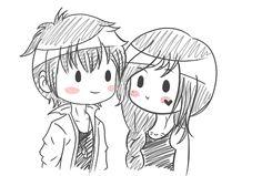 Kawaii ♥ Kentin y sucrette