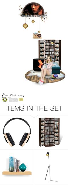 """""""Throwback Thursday: first kpop song"""" by chomiczynka ❤ liked on Polyvore featuring art and chomiczynkadolls"""