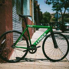 #Repost from @leaderbikeusa - 721 Track Bike #leaderbikes #leaderbikesusa #leaderbike #leader721 #fixie #fixedgear #trackbike #exploretocreate #stayoriginal #cycling #biking #hizokucycles HizokuCycles.com