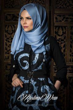 Muslima Wear Waistcoat