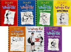 Diary of a Wimpy Kid 7 Hardcover Books: A Novel « Library User Group