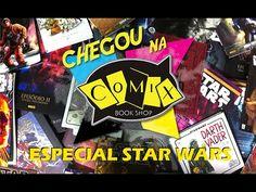 Chegou na Comix #Especial Star Wars (com PROMOÇÃO)