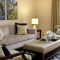 LIKE  the Canvas Picture:  Family Room Tan Couch Design, Pictures, Remodel, Decor and Ideas - page 18