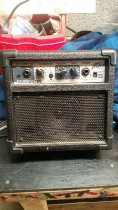 """# peavey gt5 guitar amp """"rockmaster"""" please retweet"""