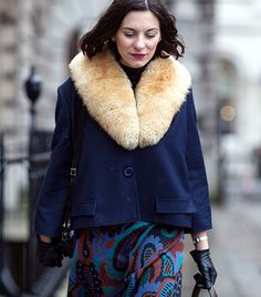 @Who What Wear - Day 1 #lfw  Image via The Styleograph