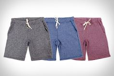 Handcrafted in Los Angeles, California with the highest quality Terry cloth known to man, MeUndies French Terry Sweat Shorts are the softest yet most durable short on the market. Plush Terry cloth and deep pockets power you to lounge or...