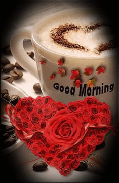 10 fresh good morning gifs and good morning quotes for the day. Good Morning Flowers Rose, Good Morning Love Gif, Good Morning Coffee Gif, Romantic Good Morning Messages, Good Morning Nature, Good Morning Happy Sunday, Good Morning Beautiful Images, Good Morning Photos, Good Morning Greetings