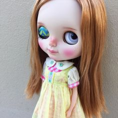 OOAK Custom Blythe Doll By Stable House por StableHouse en Etsy
