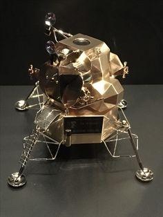 Cartier Lunar Excursion Module.