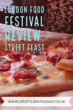 Street Feast Dalston Yard - Food Festival Review - Lifestyle Enthusiast