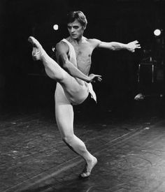 Mikhail Baryshnikov. Like, a Michael Jordan, for example...will there ever be another?