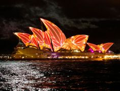 Vivid Sydney is the Southern Hemisphere's largest festival of light, music and ideas, and a globally renowned celebration of creativity and innovation.