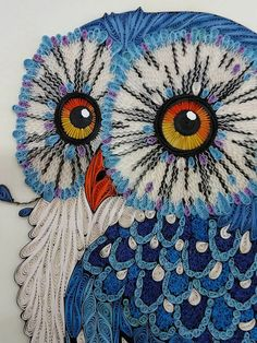 Paper Quilling Art from GiftableArts