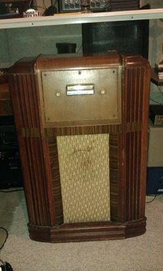Electronics, Cars, Fashion, Collectibles, Coupons and Radios, Electronics Sale, Antique Radio, Antiques For Sale, Household Items, Tube, Floor, Model, Ebay