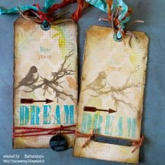 Barbara's 12 Tags of 2014 tags for March -- yaya scrap & more