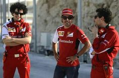 Alonso, Belgium GP 2014