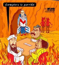 EDO se inspiró con la muerte de Fidel Castro (Caricaturas) - http://www.notiexpresscolor.com/2016/11/26/edo-se-inspiro-con-la-muerte-de-fidel-castro-caricaturas/