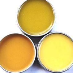 Calendula, Chamomile, St. John's Wart...these are just a few of the healing herbs used in this soothing salve. Recipe included.