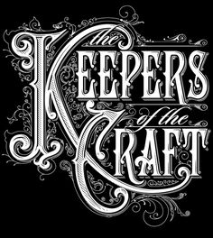 Keepers of the Craft by Bobby Haiqalsyah