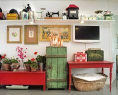 Um Passeio Vintage numa casa maravilhosa na Noruega - BLOG DE DECORAÇÃO-PUXE A CADEIRA E SENTE!
