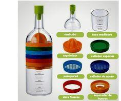 Cocina/Hogar : Utensilios de Cocina Cook Bottle
