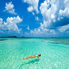 Crystal clear waters of St. Thomas USVI #StThomas #USVI #excursions  http://stthomasboatrentals.com/
