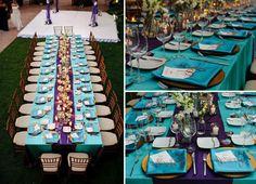 Hochzeit in Türkis – die Farbe des blauen Himmels | Optimale Karten für Verschiedene Anlässe