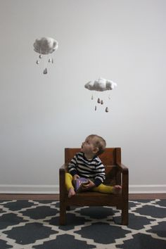White Linen Cloud / Baby Jives | seriously? how adorable is this?