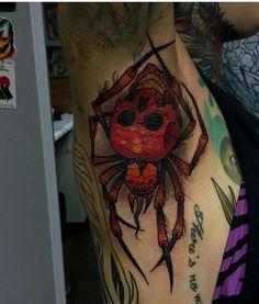 Armpit Tattoo, Piercing Tattoo, Beautiful Tattoos, Envy, Skull, Traditional, School, Instagram Posts, Artist