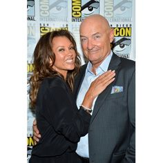 Vanessa Williams and Terry O'Quinn
