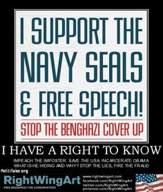 Obama: Stop the Benghazi Cover Up!