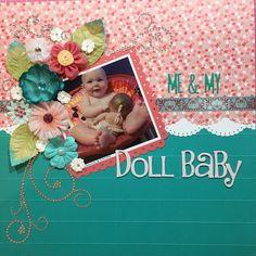 Doll Baby - Scrapbook.com