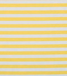 Knit Yellow 1/2 Stripes Fabric by the Yard  by EliteCraftSupplies