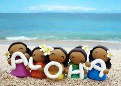 Aloha from Hawaii Aloha Hawaii, Hawaii Travel, Kauai, All About Hawaii, Hawaian Party, Aloha Spirit, Aloha Friday, Festa Party, All I Ever Wanted