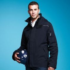 Promotional Products Ideas That Work: M-dutra 3-in-1 jacket. Get yours at www.luscangroup.com