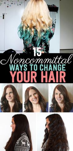 Want a new look without a major cut or color? Try cheating on your style with one of these game-changers...