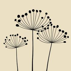 Find Floral Elements Design Dandelions Vector stock images in HD and millions of other royalty-free stock photos, illustrations and vectors in the Shutterstock collection. Thousands of new, high-quality pictures added every day. Mural Floral, Cerámica Ideas, Motif Art Deco, Easy Canvas Painting, Dandelion Painting, Flora Design, Simple Doodles, Pattern Images, Pen Art