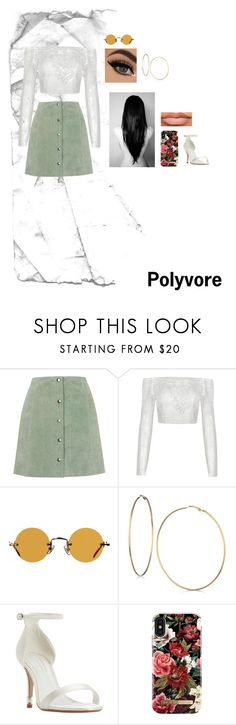 """""""Sem título #139"""" by isabelausa on Polyvore featuring moda, Topshop, Hakusan, GUESS, Dune e iDeal of Sweden"""