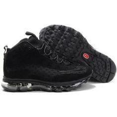 Nike Air Max Jr Black-Black 442478 001 Jordan Retro 4 d566e88d7a