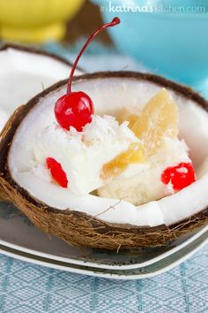 Sweet! Pina Colada Fudge Recipe